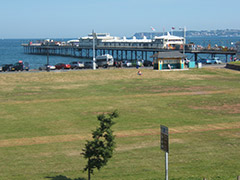 Paignton Green and Pier